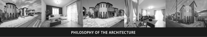 Philosopky of the archtecture アグレ都市デザインの建築の哲学